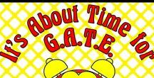 It's About Time for G.A.T.E. / Gifted and talented students are found in almost every classroom and they deserve your time and attention.  But accommodating all their needs can be daunting.  Check out these ideas and resources to help you and save you time.  Collaborators, please pin any lessons, products, and/or blog posts that DIRECTLY SUPPORT Gifted & Talented Education.   To join this board, follow it and then email me @ itsabouttimeteachers@gmail.com