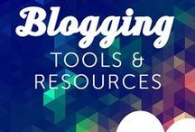 Today's Blog Resources / Tips and tricks for blogging and social media.