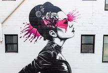 #streetart / STREET ART | GRAFFITI | BANKSY | AROUND THE WORLD |