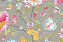 Chinoiserie & Floral