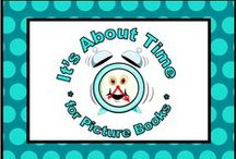 It's About Time for Picture Books / Please pin any lessons, products, blog posts that DIRECTLY SUPPORT using picture books in the classroom. PLEASE READ RULES: *3 pins  maximum per day. *Paid pins must include the $ sign in the description. *NO DUPLICATE PINS, EVER! Thank you! To join this board, email me @ itsabouttimeteachers@gmail.com  / by Barb Evans