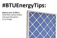 Energy Tips / Check out simple ways to save energy in your home