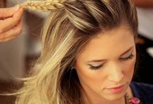 Penteados / Diferentes tipos de penteados da Helena Bordon