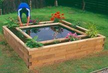 deeAuvil Water - self-watering gardening / aquaponics, fish, pond, irrigation, water