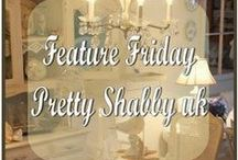 Feature Friday @ Pretty Shabby