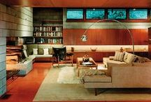 Mid-century modern / Mid century modern home decor