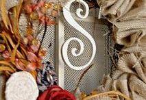 Wreaths / Wreaths to make