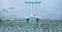 Kreidefarbe - Abbondanza / Kreidefarbe, Shabby Möbel selber machen, Shabby Look, Vintage Look,