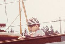 ◦ story: sailing with oeuf ◦ / @oeufNYC collections featured in beautiful stories