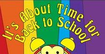 It's About Time for Back to School / Lots and lots of BACK TO SCHOOL resources... You are certain to find a trove of ideas and products to make the new school year the best one ever.  Collaborators, please pin any lessons, products, and/or blog posts that DIRECTLY SUPPORT going back to school. To join this board, follow it and email me at: itsabouttimeteachers@gmail.com