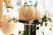 Seasonal-Fall Decor Ideas