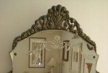Antiqued Mirrors