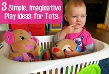 Imaginative Play / Play ideas for children who love to imagine - dress ups, puppets, small worlds, storytelling and more. / by Christie @Childhood101