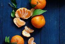 Tangerine Tango / Orange and tangerine design, fashion and style inspiration.