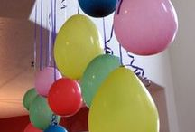 Birthday Party Ideas / by Jill Foreman