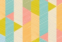 Pretty Palettes and Patterns / by B.Nute productions