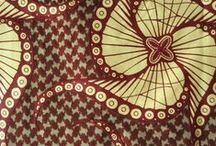 TEXTILES, PRINT & PATTERN / textiles and pattern inspiration