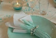 table settings and party tables  / by sidney smith