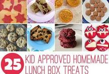Lunch Box Ideas / Whether it be bento boxes, ideas for kids who don't eat sandwiches or tasty treats, here you'll find ideas and inspiration beyond the humble jam sandwich for your child's (or your own) lunch box. / by Christie @Childhood101