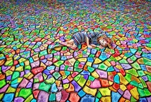♥ COLOURFUL WORLD ♥ / I love anything bright and colourful  / by Mimie ZR