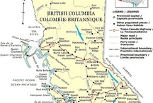 Wow! British Columbia, Canada / I'm adding lots more and kinda jumping around the province, in no particular order. See my Vancouver Island Boards as well, they are separate but still British Columbia Canada / by sidney smith