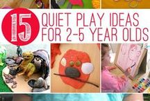 Toddler Play / Playful ideas perfect for toddlers (1-3 year olds). / by Christie @Childhood101