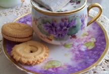 afternoon tea or high tea 5-7 pm / by sidney smith