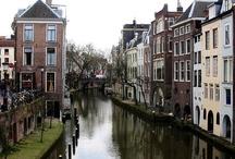 Utrecht City – the real Diagon Alley?