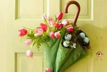 Spring Joys- Including Easter / Spring, Easter, Lent, Ostera, St. Patricks Day, food, decor, stuff to do to celebrate the season! / by Casey