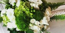 Green Wedding Flower Inspiration: Belle Fiori Florist / Beautiful inspiration for your Milwaukee Wisconsin wedding flowers in a fresh green palette designed by Belle Fiori. http://bit.ly/2xo4FCc
