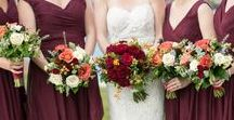 Red Wedding Flower Inspiration : Belle Fiori Florist / Bold, classic and timeless. Red is the color of royalty and it's impact is always noticed. More information on wedding consultations here: http://bit.ly/2xo4FCc