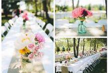Wedding: Decoration/Koristelu