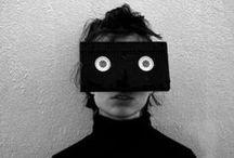 Black and White  / #blackandwhite #bw / by Federica Altoé
