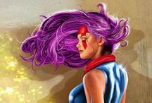 Comic Book Art / Comic Book Art, comics and images. Characters and designs. / by Rocketfin Hobbies