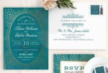 Green Wedding / Emerald, sage, forest, olive, and mint wedding ideas and tips to inspire your green wedding ceremony and reception.   / by Minted