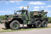 Military Trucks & Vehicles / Military Trucks and Vehicles. Heavy trucks, Armor, Weapon Systems, and others. Good reference for building military trucks and armor. / by Rocketfin Hobbies