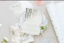 Whimsical Wedding / Whimsical yet sophisticated wedding theme inspired by all of life's most luxurious pursuits.