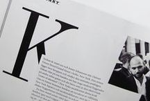 Graphic Design | Layouts / We Magazine Content and layout inspiration -We Met -We Like -We Eat -We Visit