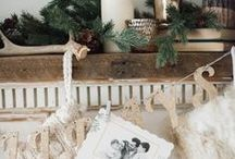 Christmas Holiday Inspiration / Back to The Christmas Classics with the Minted community of artists. Christmas Holiday Celebration ideas and inspiration.