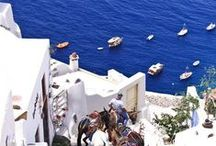 { Dream Destinations } / Need ideas for somewhere to travel? You've come to the right place.