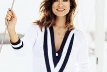 { Celebrities in Knits! } / Just like us, celebrities love knits too!