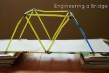 STEM Kids- Science, Technology, Engineering, Maths / by Christie @Childhood101