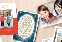 Holiday 2014 Collection / Holiday cards, Christmas cards, photo cards all from independent designers