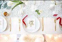Holiday Party / Throw the perfect holiday fête with these Minted inspirations.  / by Minted