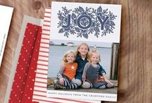 Minted Holiday 2015 / Christmas, Holiday, and New Years greeting card, fabric, and wrapping paper designs from the Minted community of independent artist.  / by Minted