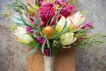{ Flower Bouquets }