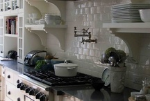HOME : Kitchens / Beautiful Kitchens and design ideas / by Anorina @Samelia's Mum