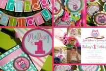 Birthday ideas / by Brittany Schwenzer