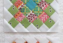Quilt Blocks / by Anorina @Samelia's Mum