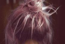 Hair + Face / by Andrianna